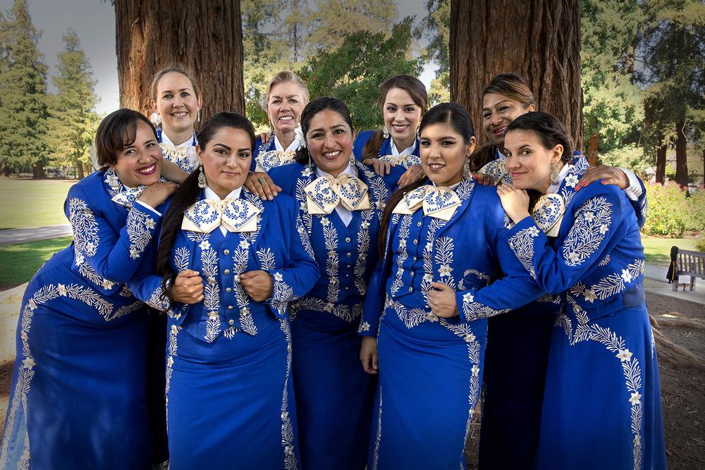 Mariachi Femenil Orgullo Mexicano