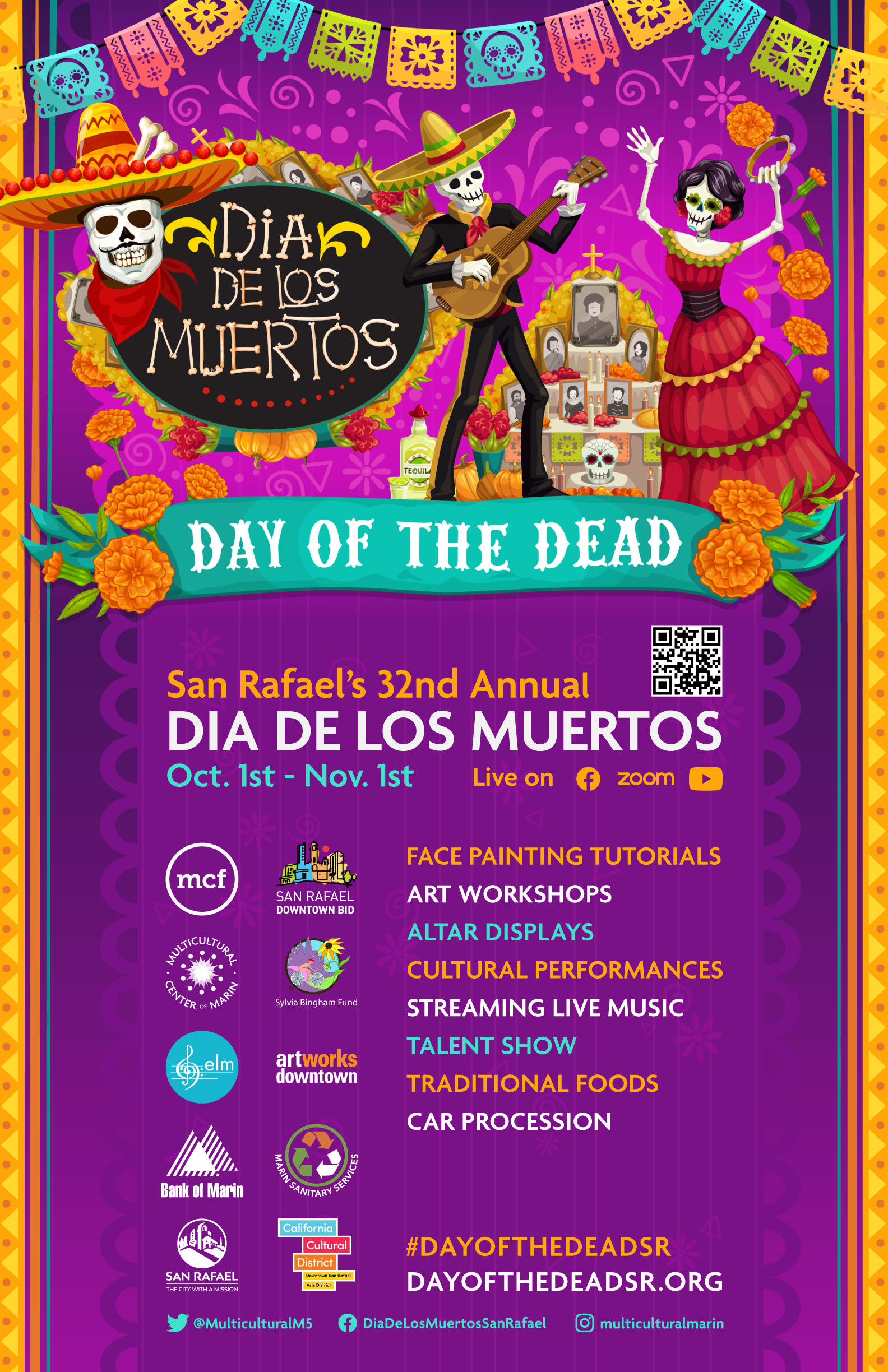 Day of the Dead Poster 2020